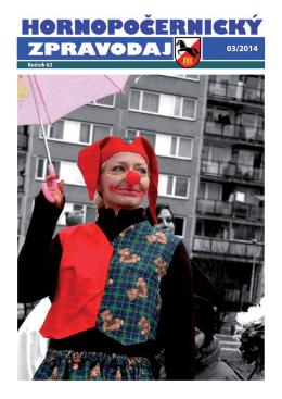 Hornopočernický zpravodaj 3/2014