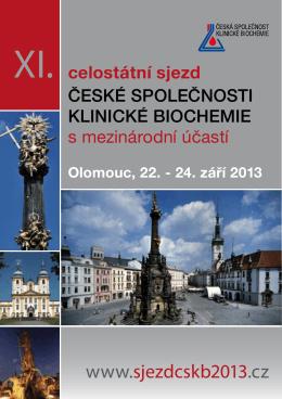 Pozvánka v PDF - XI. celostátní sjezd ČESKÉ SPOLEČNOSTI