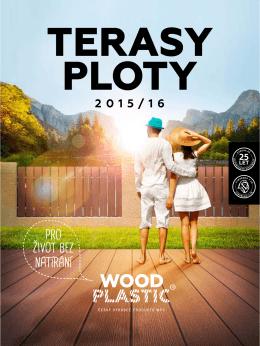 Katalog 2015 - WoodPlastic