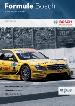 Formule Bosch 2/2011 (PDF)