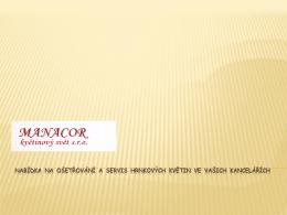 prezentaci - Manacor