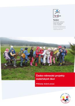 Česko-německé projekty mateřských škol