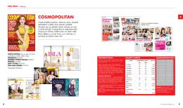 Ceník 2014 - Cosmopolitan