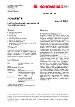 AQUAFIN -F