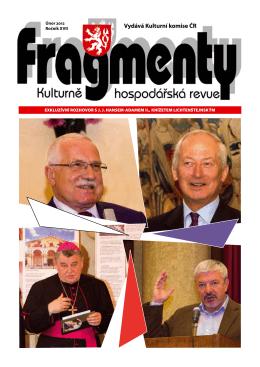 Vydává Kulturní komise ČR