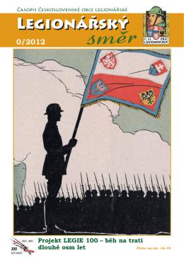 Legionarsky smer 0 2012 - Československá obec legionářská