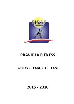 fitness i. vt 2015 - Český svaz aerobiku, fitness a tance Fisaf.cz