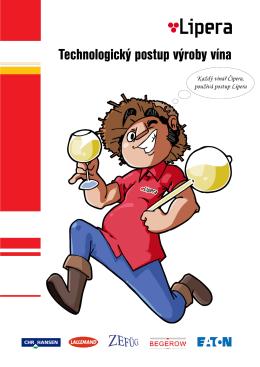 Technologický postup výroby vína
