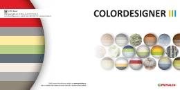 Primalex ColorDesigner III ke stažení