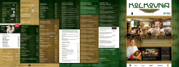Menu ke stažení (PDF)