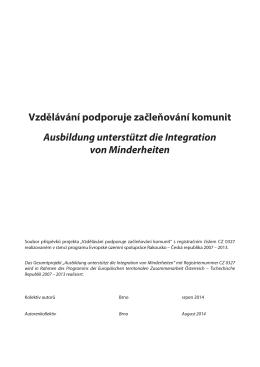 Sborník KHK JM - Krajská hospodářská komora jižní Moravy