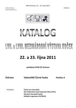 22. a 23. října 2011
