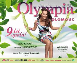 let 9spolu! - Olympia Olomouc