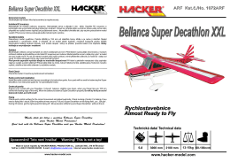 Bellanca Super Decathlon XXL