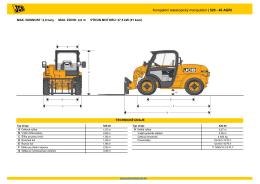 Prospekt JCB 520-40 Super Kompakt