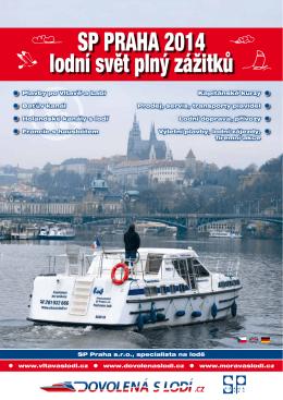 ČR 2014 - Dovolená s lodí