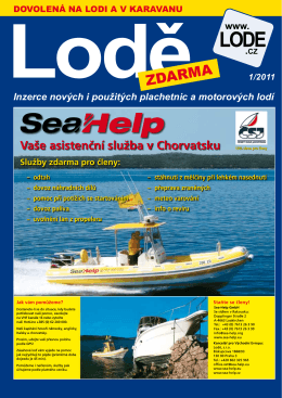 1/2011 - Lodě.cz