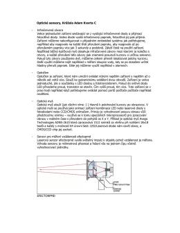 Optické sensory, Krůžela Adam Kvarta C