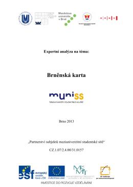 Brněnská karta