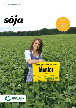 sója katalog 2014 - Saatbau Linz Česká republika spol s ro