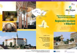 Regionální muzeum v Mikulově - Top výletní cíle jižní Moravy