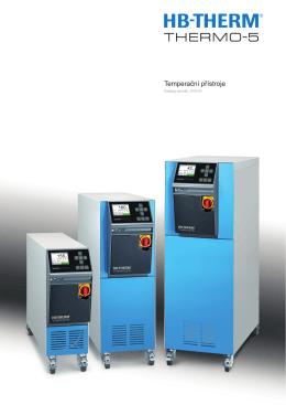 Temperační přístroje - HB