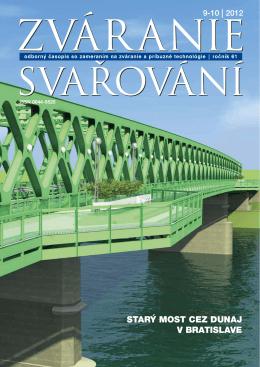 starý most cez dunaj v bratislave