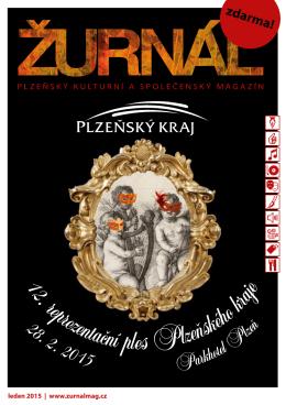 12. reprezentační ples Plzeňského kraje