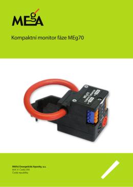 Kompaktní monitor MEg70