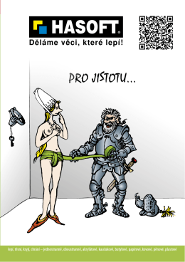 PVC - HASOFT VELKOOBCHOD, sro