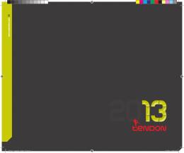 Stáhni si katalog TENDON 2013