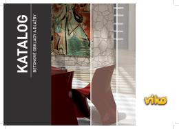 Katalog - Obklady VIKO