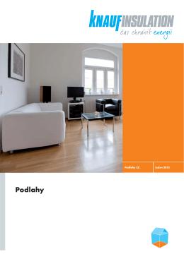 Podlahy - Knauf Insulation