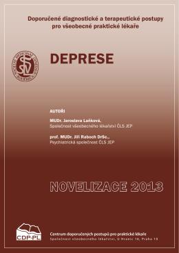 DEPRESE - Společnost všeobecného lékařství
