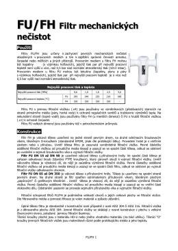 FH/FU katalogový list.pdf