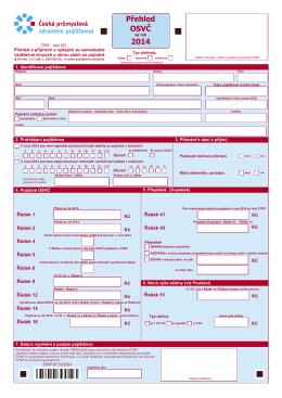 PDF - pro tisk