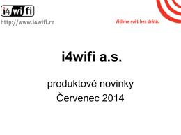 5 GHz - I4Wifi