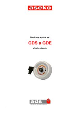 GDS a GDE