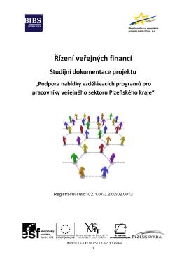 Řízení veřejných financí
