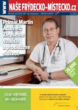 FM 9/2014 - Naše Frýdecko Místecko