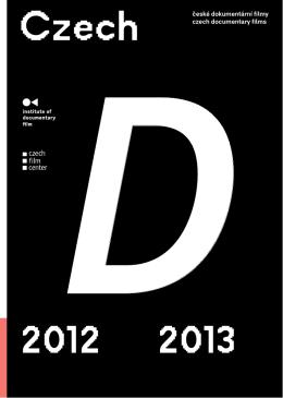 Připravované dokumenty 2012