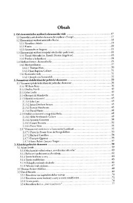 Dejiny ekonomickych teorii / Milan Sojka