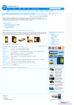MobileNet.CZ_Minirecenze GSmart Guru