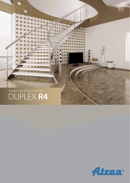 DUPLEX R4 Marketingový katalog