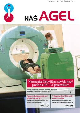 Nemocnice Nový Jičín otevřela nový pavilon s PET CT pracovištěm