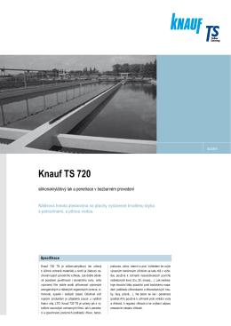 Knauf TS 720