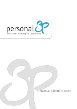 …pracovat s lidmi je umění - Personální psychologické poradenství