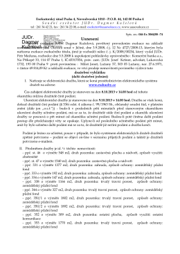 046 Ex 3068/08 - JUDr. Dagmar Kuželová