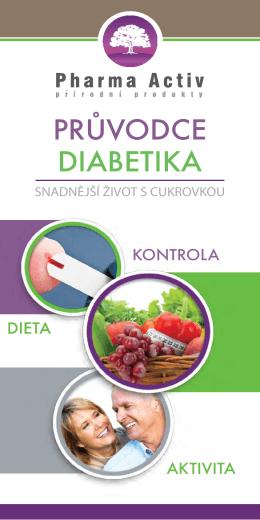 průvodce diabetika v PDF