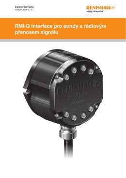 RMI-Q Interface pro sondy s rádiovým přenosem signálu